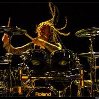 drumming, session drummer, static-x, online drum tracks
