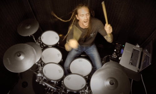 Image for Sia – Chandelier (Drum Cover)
