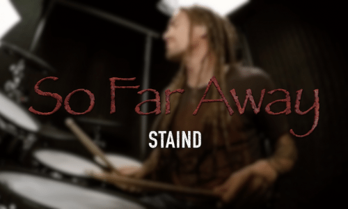 Image for Staind – So Far Away (Drum Cover)
