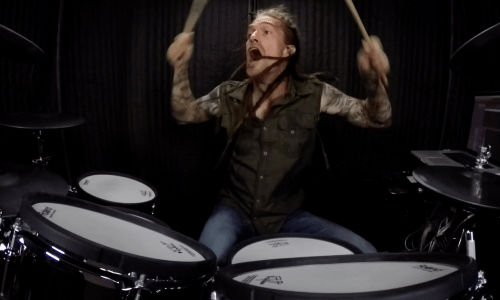 Image for Static-X – I'm With Stupid (Drum Cover)